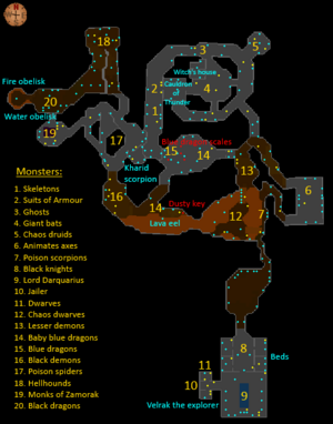 Taverley dungeon map.png