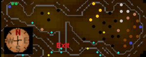 Tree Gnome Stronghold mine map.png