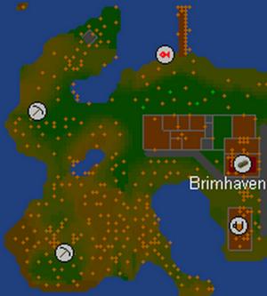 Brimhaven Mine The Runescape Classic Wiki The Wiki About